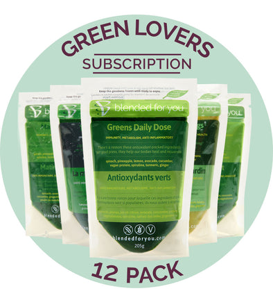 Green Lovers 12-Pack