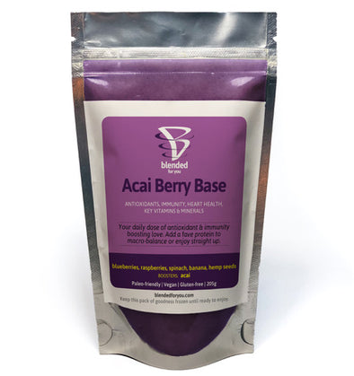 Acai Berry Base Smoothie Pack
