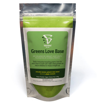 Greens Love Base Smoothie Pack