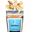 Nutty Banana Smoothie Pack with Ingredients