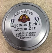 Lavender Fields Natural Lotion Bars