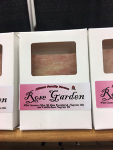 Rose Hand Crafted Natural Soap