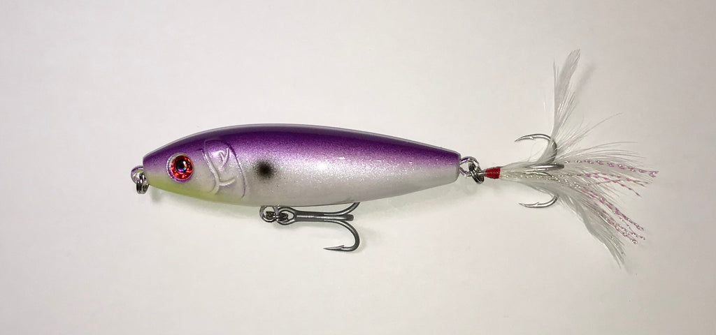HZ08 HOGZILLA PURPLE TIGER MULLET