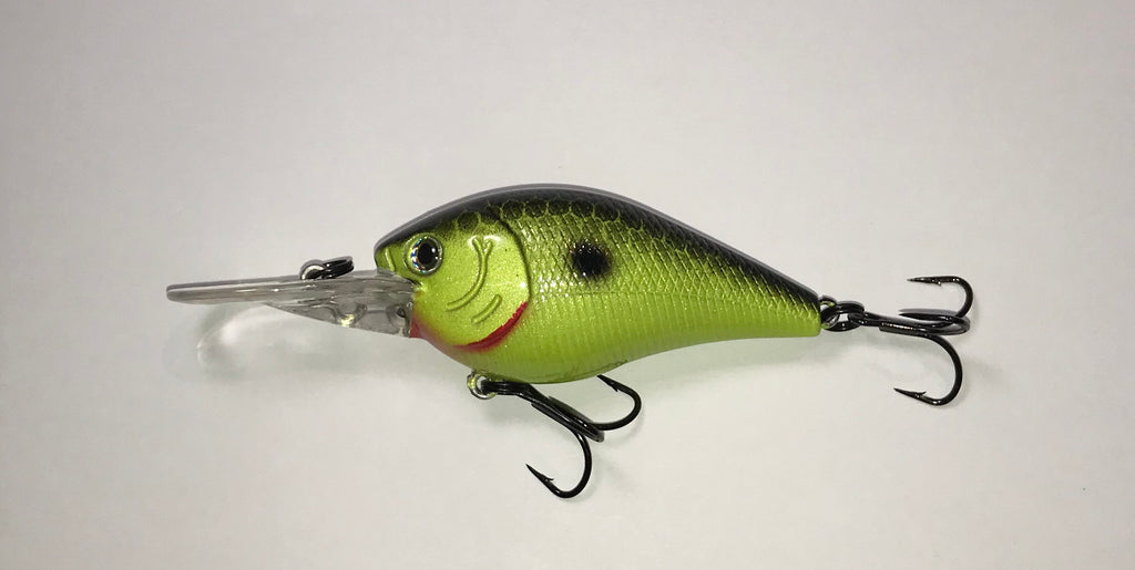 CARBON MD14 chartreuse/black special