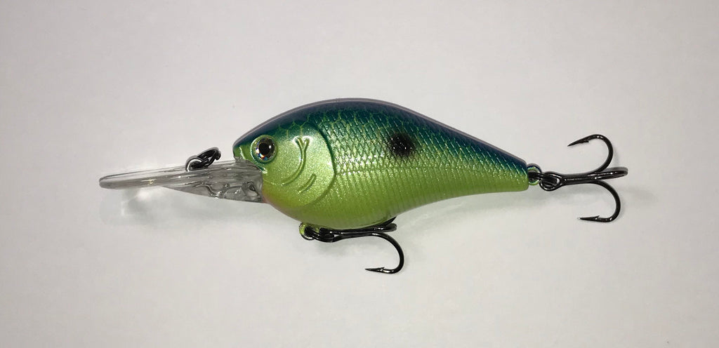 CARBON MD13 CHARTREUSE SHAD