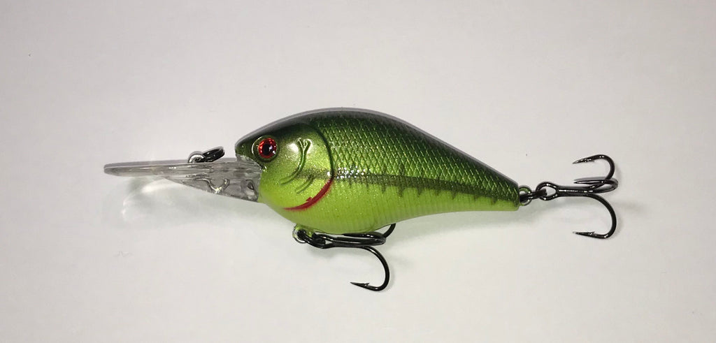 CARBON MD09 CHARTREUSE BABY BASS