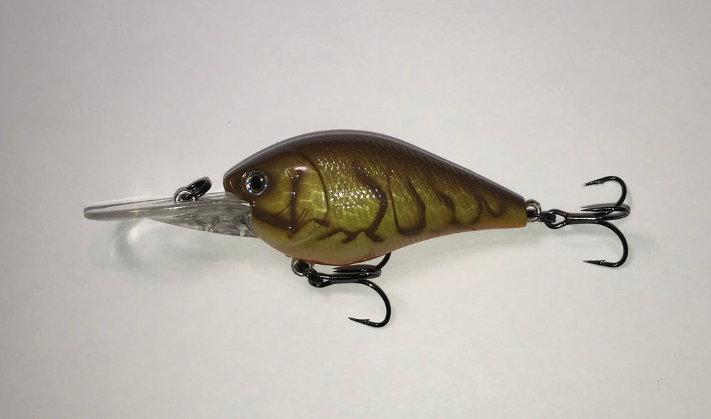 CARBON MD12 MUSTARD CRAW
