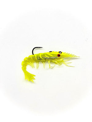 "BS008 ""Limit Lime"" (4) pack (2) rigged"
