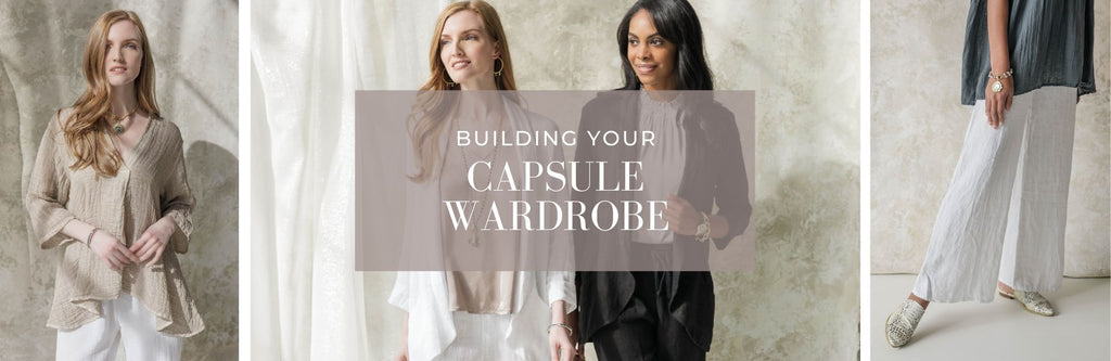 Building Your Capsule Wardrobe
