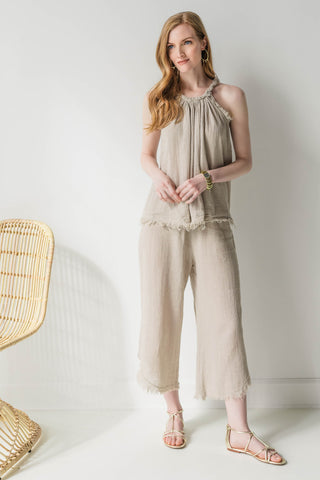 Claudette Set Linen Made in Italy