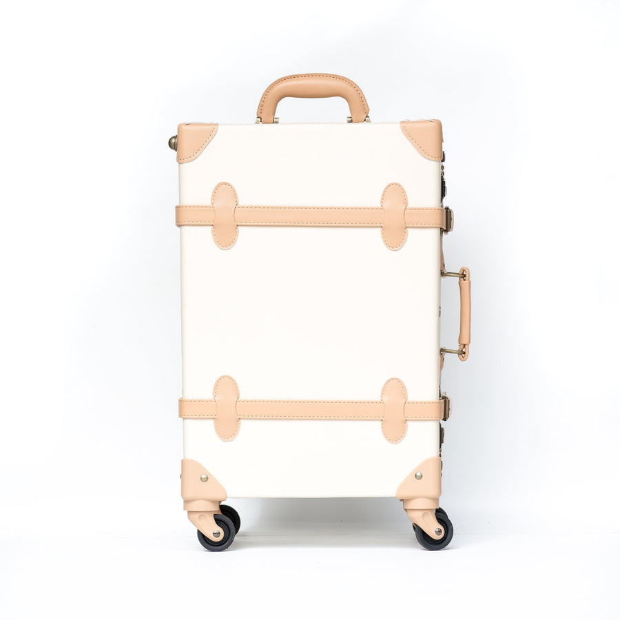 Left Bank Valise - Beige