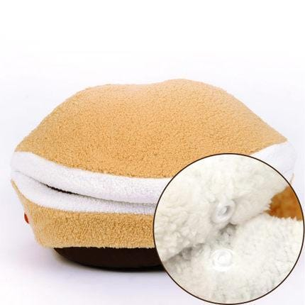 Cat Hamburger Bed Mebuycheap