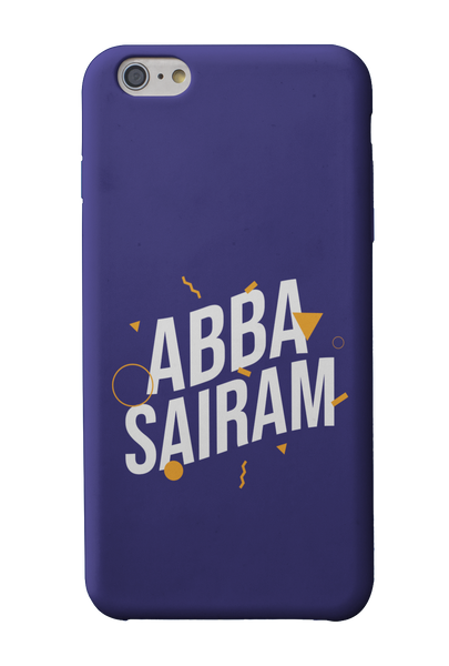 Abba Sairam Phone Case - Mad Monkey