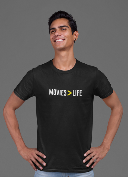 Movies Greater Than Life Unisex T-shirt - ateedude