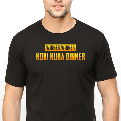 Kodi Kura DInner Unisex T-shirt - Mad Monkey