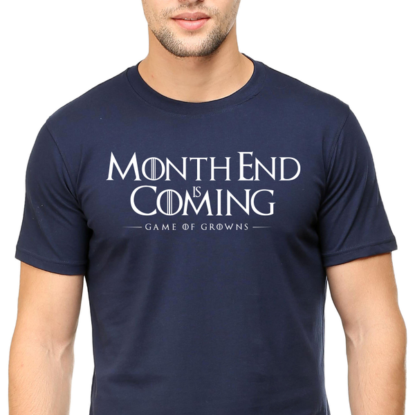 The Month End Unisex T-shirt - ateedude