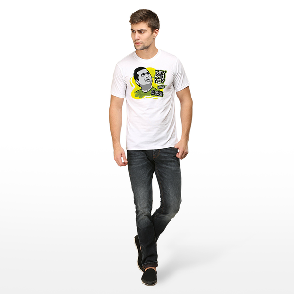 They Paid No?? Bramhi Unisex T-shirt - ateedude
