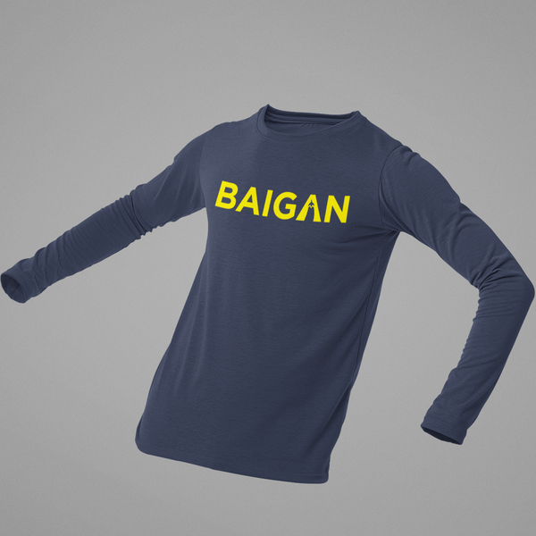 Baigan Full Sleeves T-shirt - ateedude