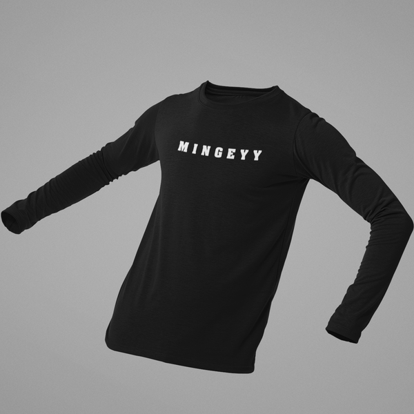 Mingeyy Full Sleeves T-shirt - ateedude
