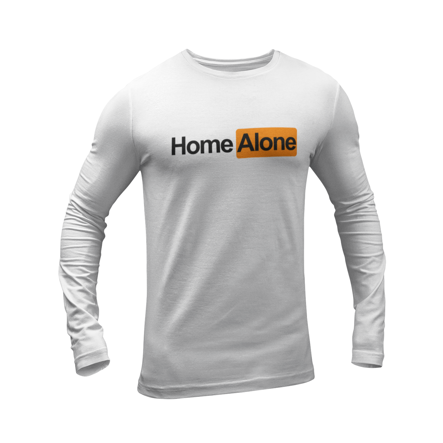 Home Alone Full Sleeves T-shirt - ateedude