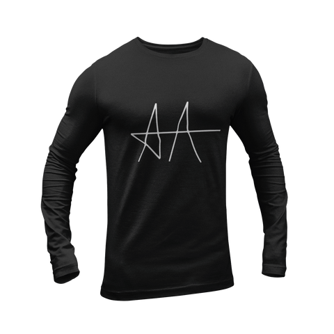 Allu Arjun Sign Full Sleeves T-shirt - ateedude