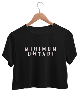 Minimum Untaadi - ateedude