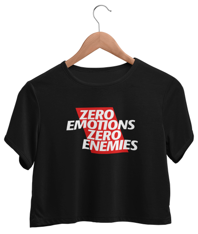 Zero Emotions Zero Enemies - ateedude