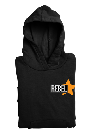 Rebel Star Special Edition Embroidered Unisex Hoodie