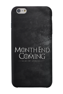 Month End is Coming - ateedude