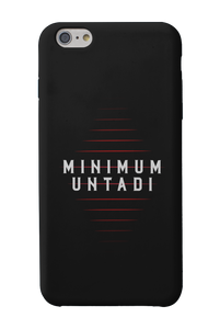 Minimum Untadi - ateedude