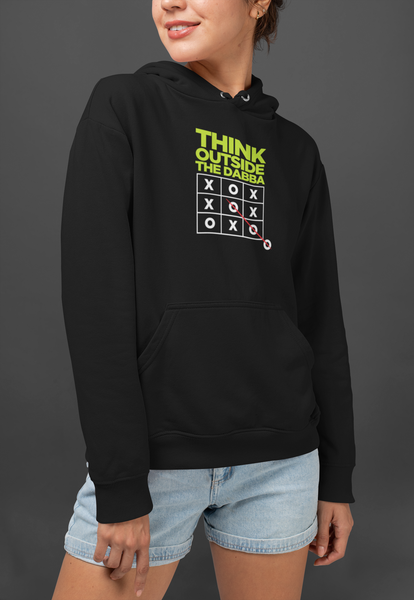 Think Out Of Dabba Unisex Hoodie - ateedude