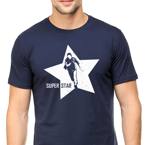 Mahesh Babu - Super Star Unisex T-shirt - Mad Monkey