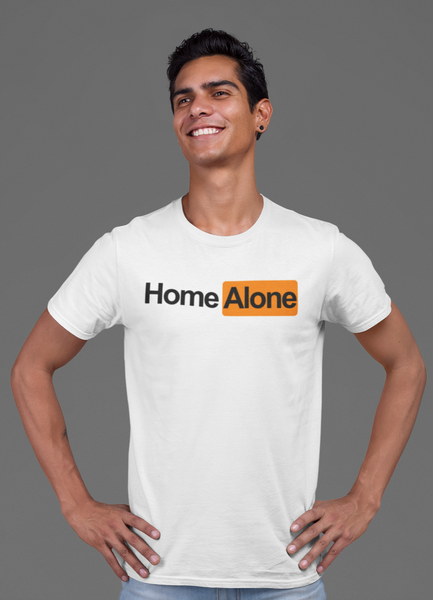 Home Alone Unisex T-shirt - ateedude