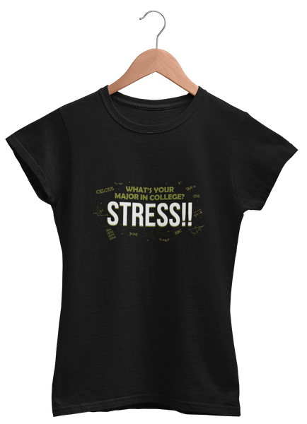 Stress - Women Tee - ateedude