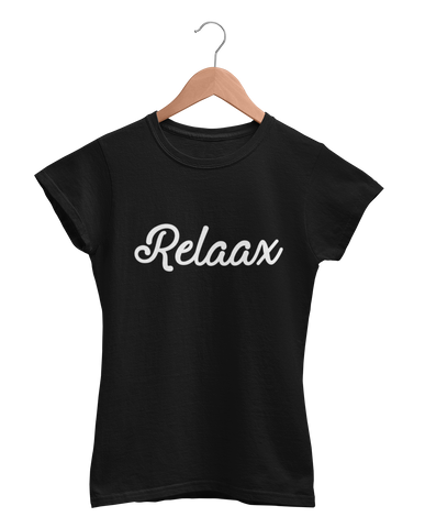 Allu Arjun - Relaxx Women Tee - Mad Monkey