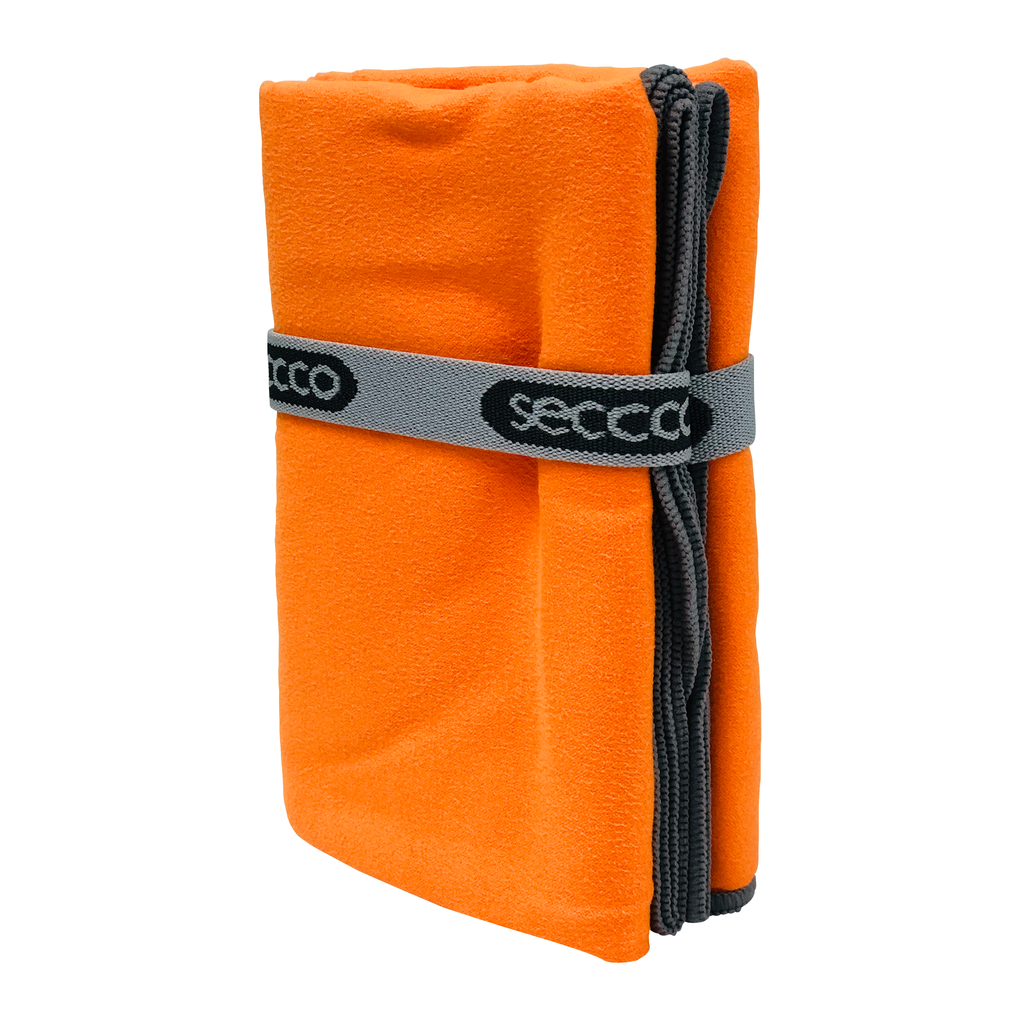 SECCCO Towel - Orange