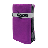 SECCCO Towel - Purple