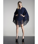 Blue Poncho | Large |