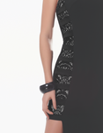 Double length Black Dress | Small |