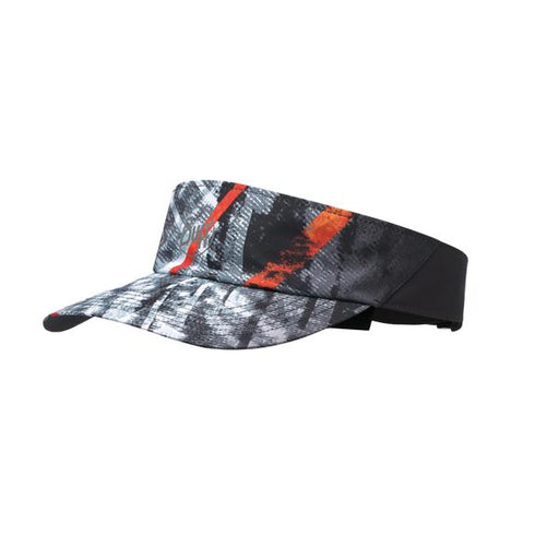 BUFF Visor R-City Jungle Juoksulippa, Harmaa