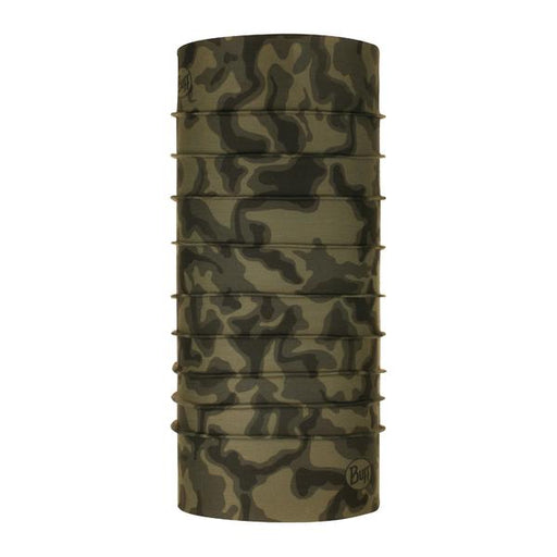 BUFF Original Crook Military Tuubihuivi UV-suojalla, Oliivi/Maasto