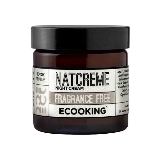 Ecooking Night Cream Fragrance Free Yövoide 50ml