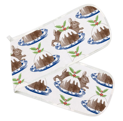 Christmas Pudding Oven Glove - Thornback & Peel