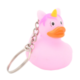 Key Chain Unicorn Pink