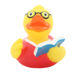 Book Reader Duck