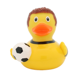 Yellow Football Player Duck