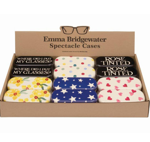 Emma Bridgewater - Glasses Tin / Case