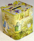 Peter Rabbit Money Tin