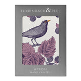 Blackbird & Bramble Apron - Thornback & Peel