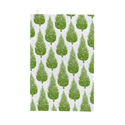 Christmas Tree Tea Towel - Thornback & Peel